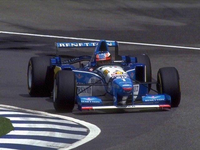 Mobil F1 1995